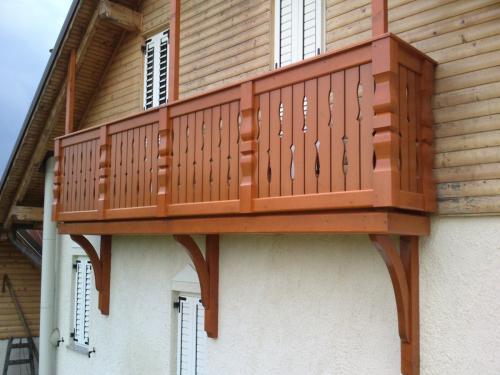 Balkonska ograja (2)