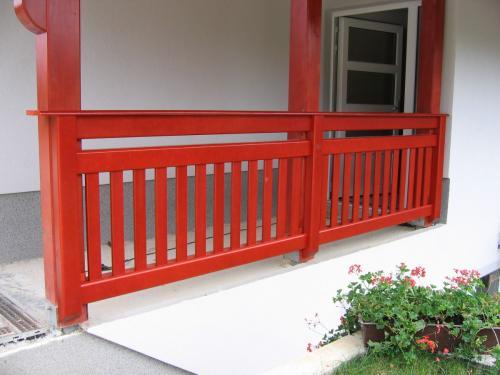 Balkonske ograje (moderni stil) (14)