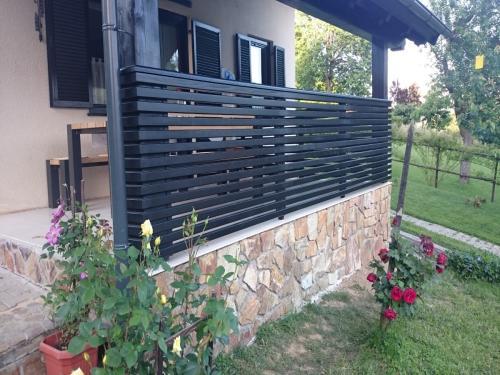 Balkonske ograje (moderni stil) (2)