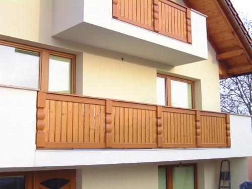 Balkonske ograje (moderni stil) (3)