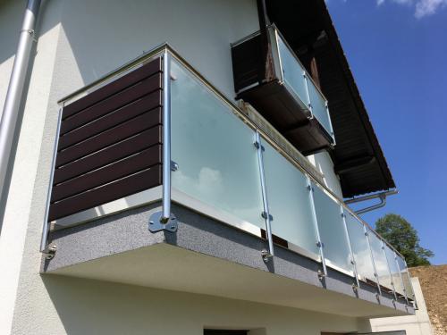 Balkonske ograje (moderni stil) (5)