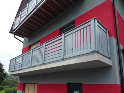 Balkonske ograje (moderni stil) (9)