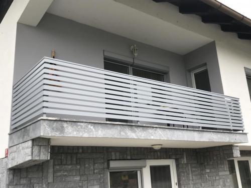 Balkonske ograje (moderni stil)  sibirski macesen siva (21)